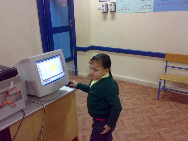 فصول رياض الأطفال والكمبيوتر 20110313