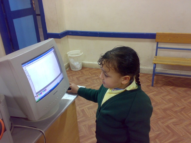 فصول رياض الأطفال والكمبيوتر 20110316