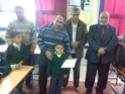 تكريم الاوائل بالمدرسة 20100218