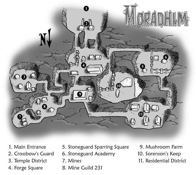 Moradhim Starting City Map Moradh10