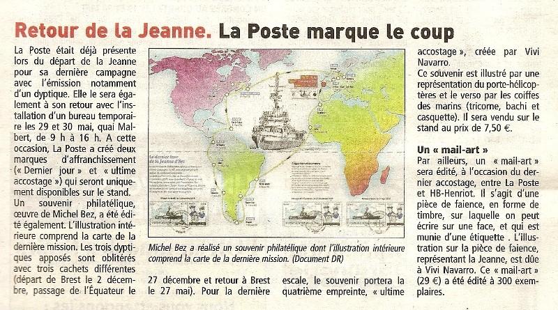 JEANNE D'ARC (PH) - VOLUME 2 - Page 36 Numari23