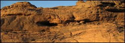 la dune de roche.
