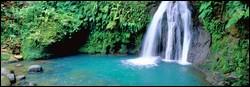La Cascade à eau pure