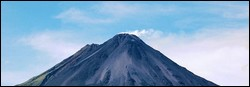 Le dangereux volcan