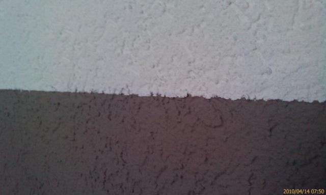 Comment peindre sur crepis d'interieur? Detail10
