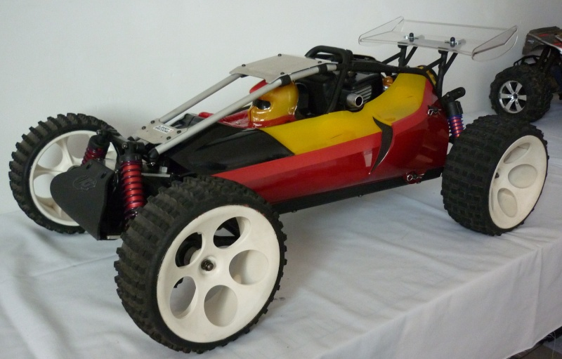 Mon New FG Baja Buggy 4X4 P1020452