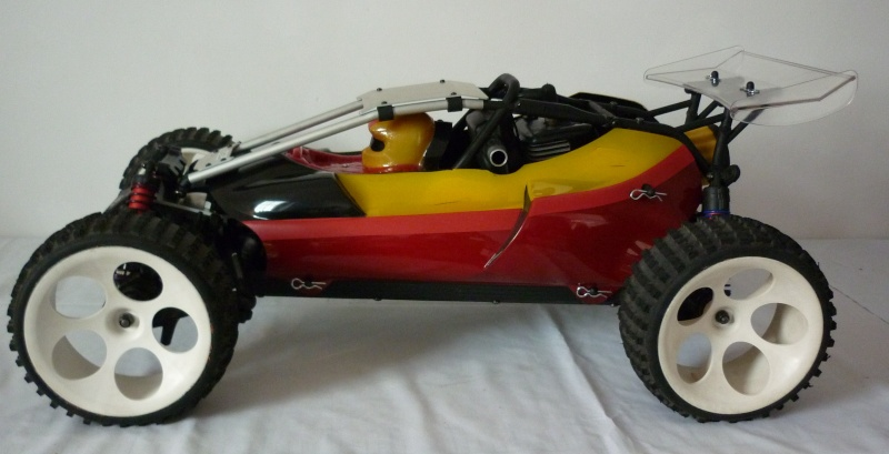 Mon New FG Baja Buggy 4X4 P1020453
