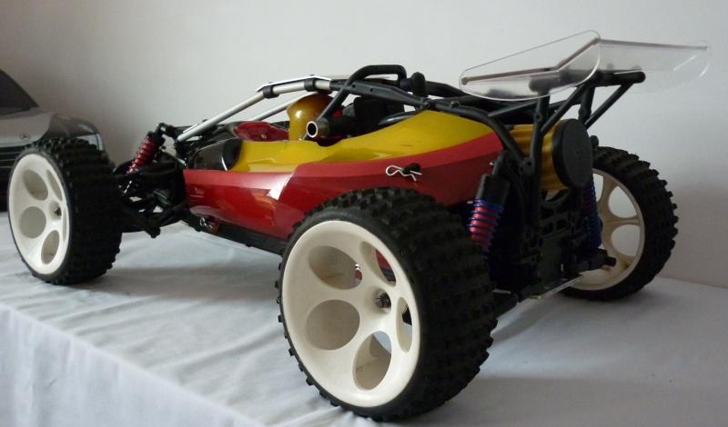 Mon New FG Baja Buggy 4X4 P1020454