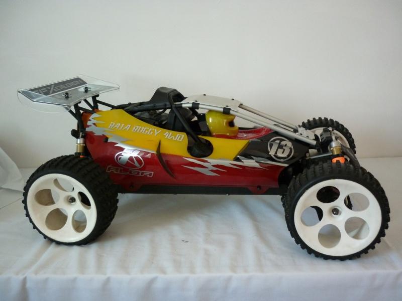 Mon New FG Baja Buggy 4X4 P1020459