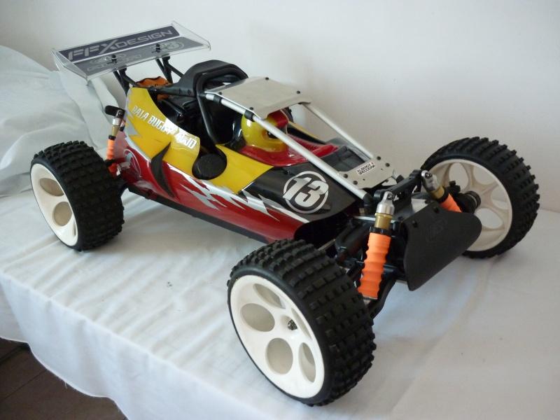 Mon New FG Baja Buggy 4X4 P1020461
