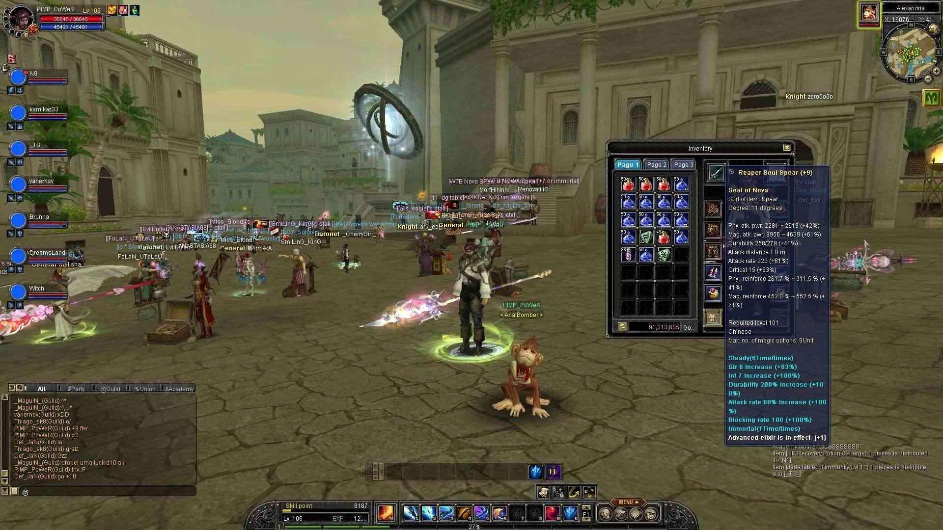 Nova Spear Sro20115