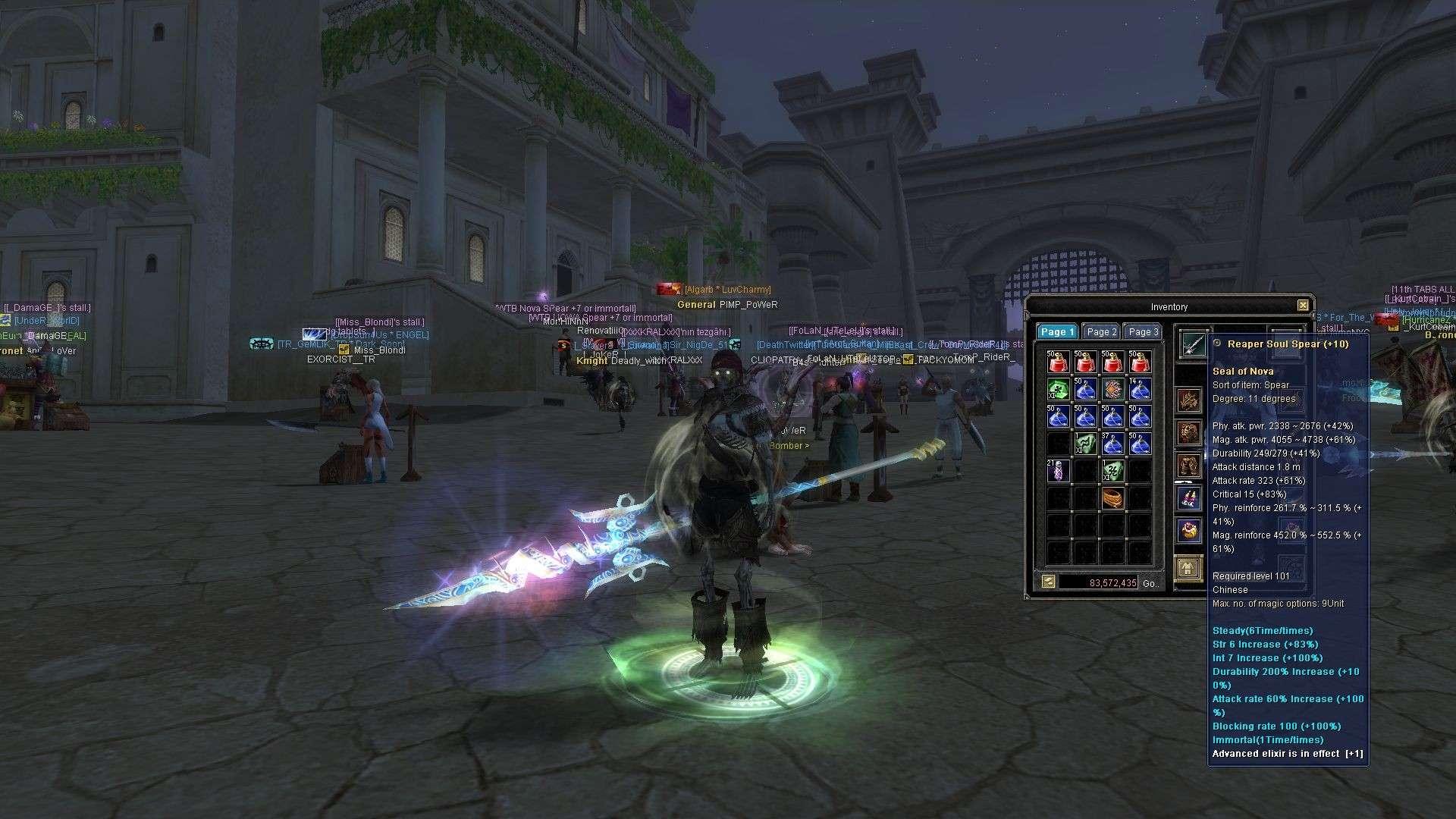 Nova Spear Sro20116