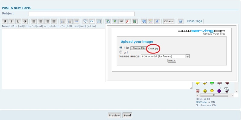 how to upload pics - simple uploading of pics 4_bmp10