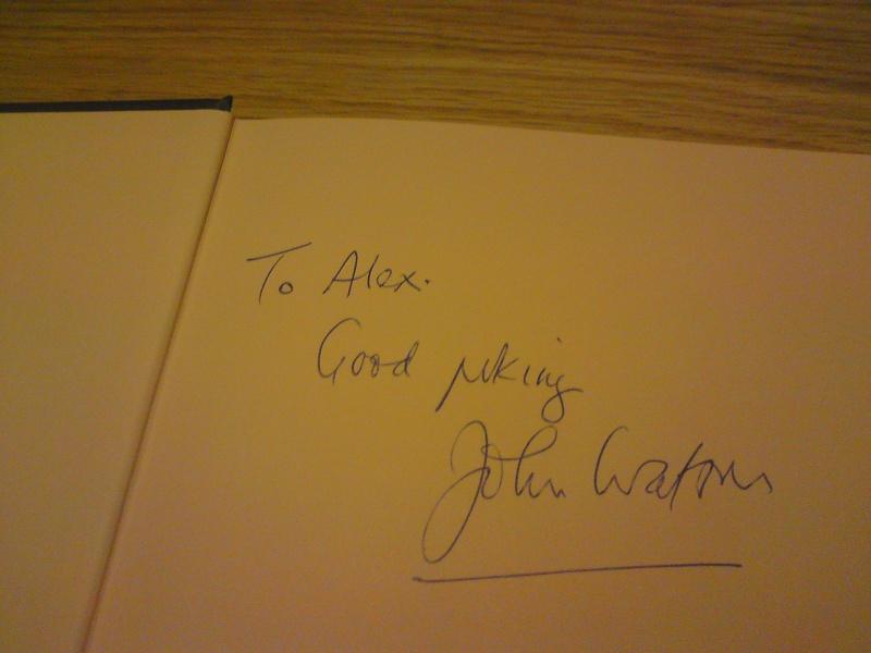 John Watson at Nottingham RA26 Dsc00410