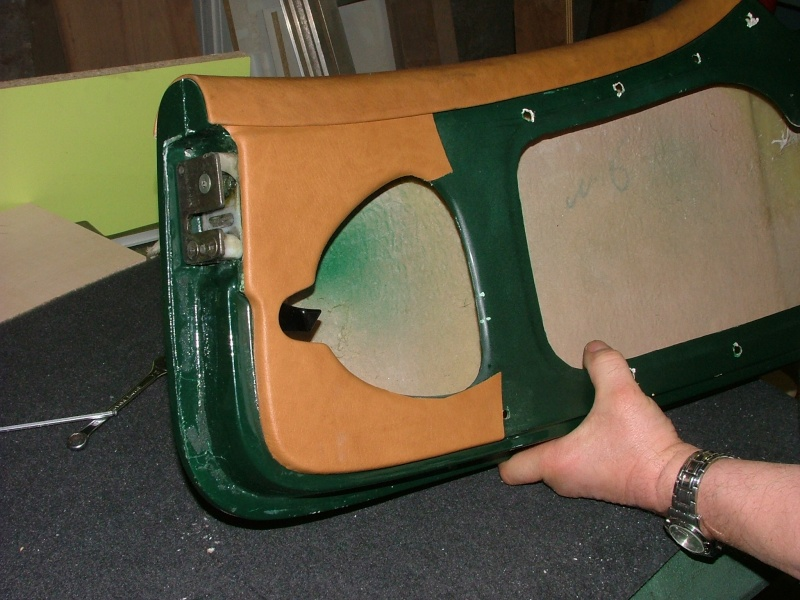 Restauration garniture de porte Remont10