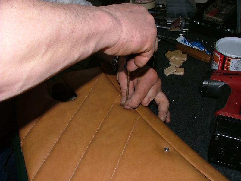 Restauration garniture de porte Remont11