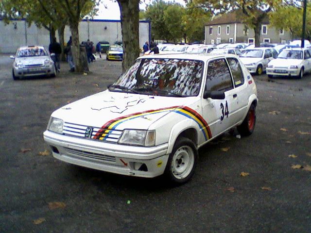 Photos de voitures de compétitions de tous âges que vous avez faites !!!!!!!!!!!!!!!! 205_ra10
