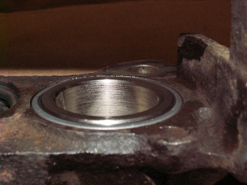 Remise en état des étriers de frein AV de Defender Gros_p10