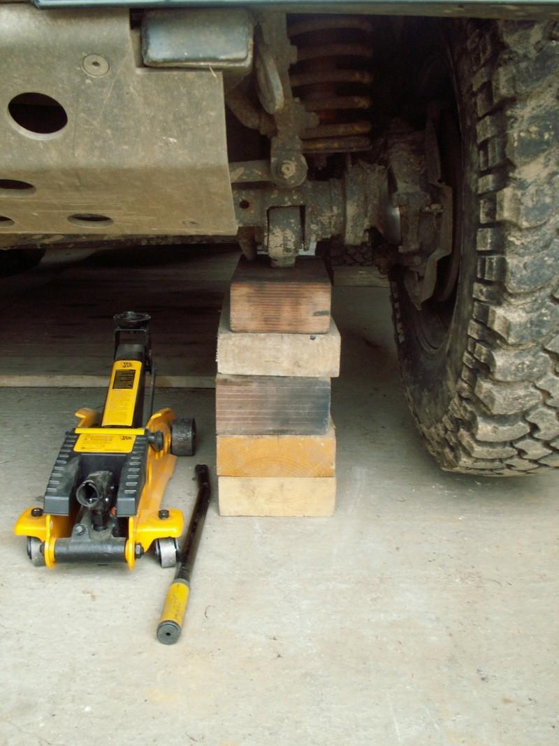 Remise en état des étriers de frein AV de Defender Pict0511