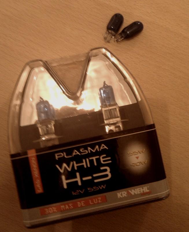 Quels types d'ampoules pour un rendu blanc sur nos vectra ??? - Page 7 Imag0014
