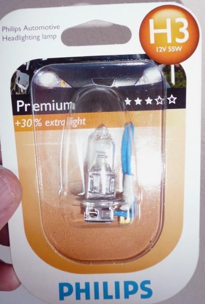 Quels types d'ampoules pour un rendu blanc sur nos vectra ??? - Page 5 P1110114