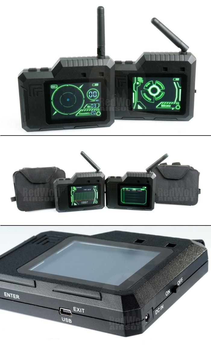 motion tracker Tq-mtu10