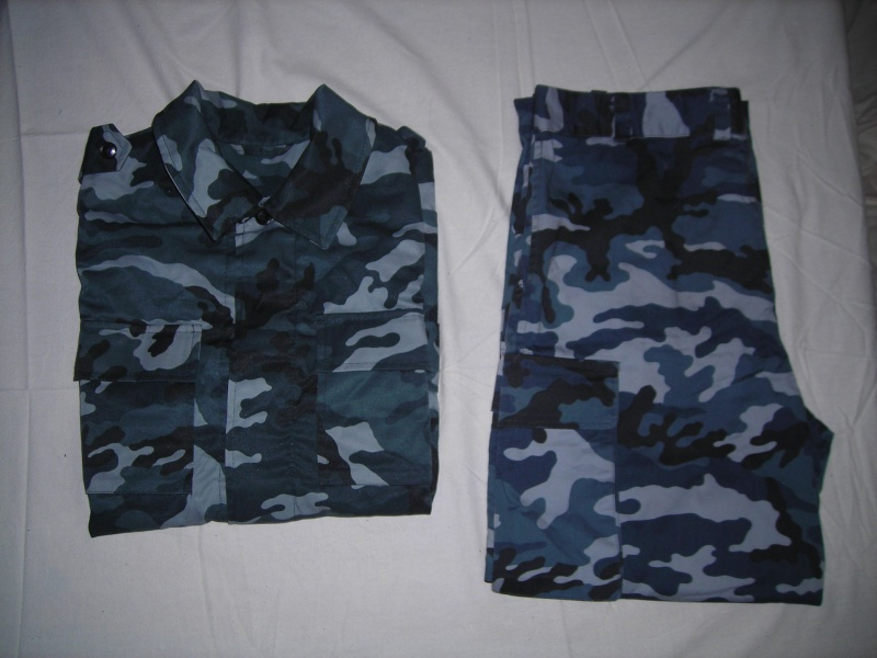 Russian Spetsnaz Urban Camo ( super for indoor CQB's or a  Night OP.) Russia10