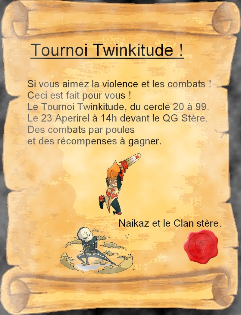 [Event et Inscription] Tournoi Twinkitude. Affich11