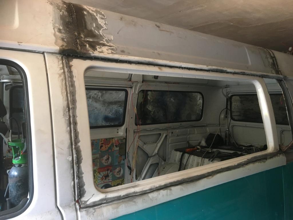 Ice cream van to camper  B3517f10