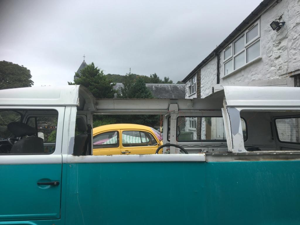 Ice cream van to camper  C82f1e10