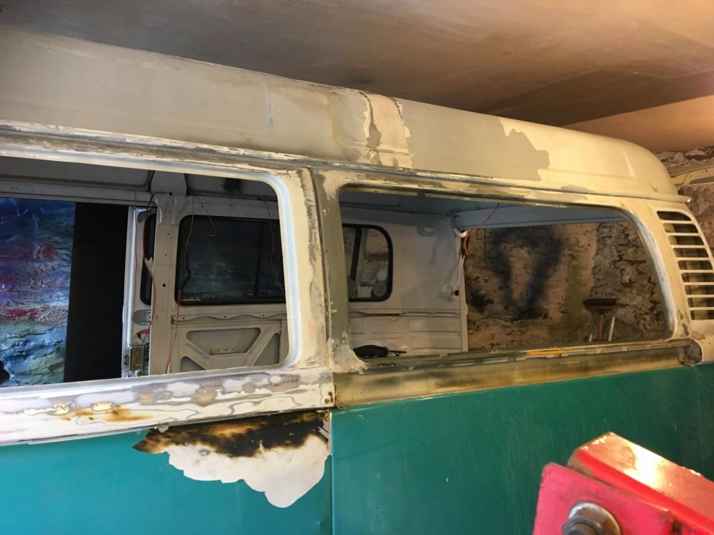 Ice cream van to camper  Eeca4b10