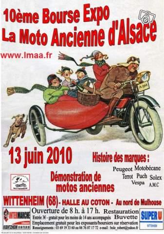 Bourse expo motos anciennes en Alsace 39592411