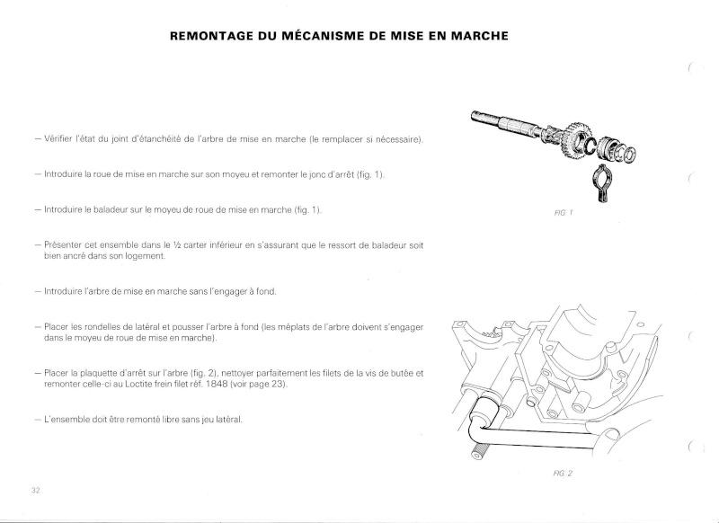 Motobecane Coupe Tôle Moteur11
