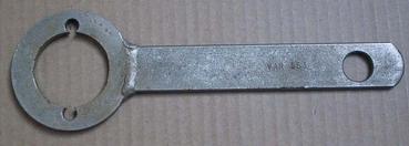 Démontage de l'écrou du V. Magnétique Outil_10
