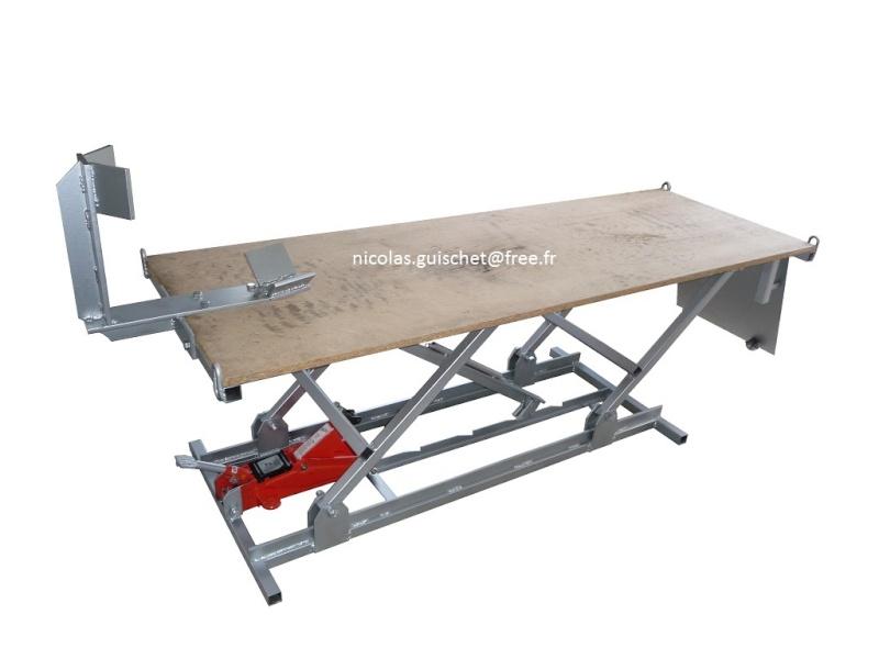 Construire une table élévatrice Table_10