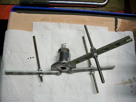 Démontage de l'écrou du V. Magnétique Tobec_18