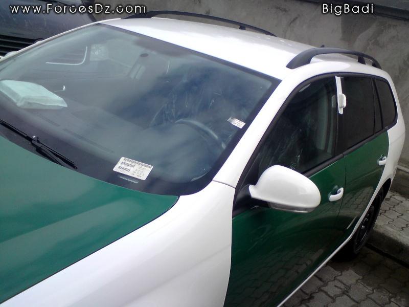 سيارات جديدة للدرك .. Golfgn11