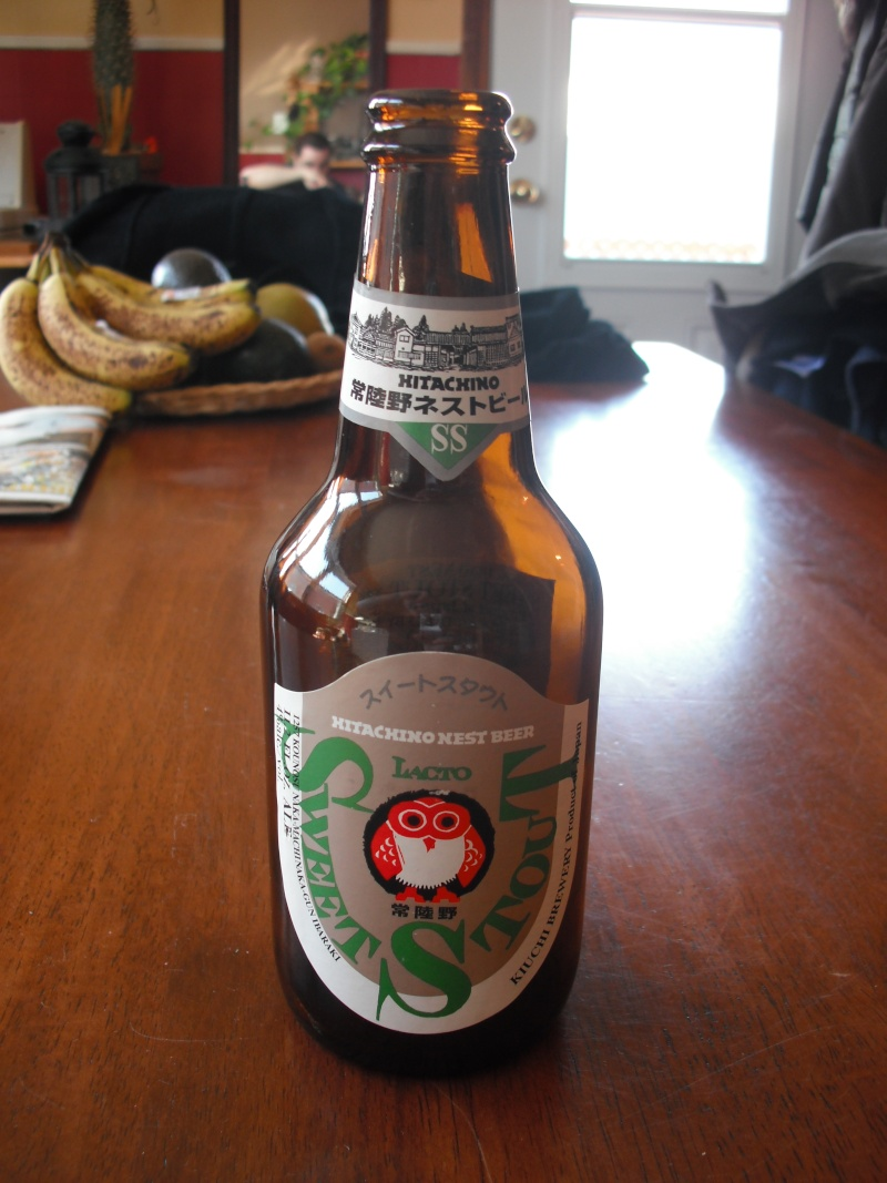 Hitachino nest Sweet Stout, Victory Prima Pils et Pike brewing IPA Dagus_12