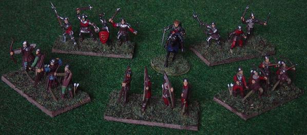 """Chevaliers Teutoniques et """"invités"""" Prince13"""