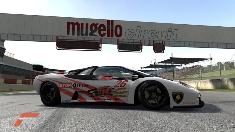 [EVENTO FM3] Solo per professionisti -  Lamborghini Diablo GTR - 110