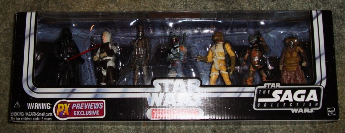 MODERN STAR WARS PURCHASES Bounty10