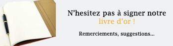 LIVRE D'OR Sans_t10