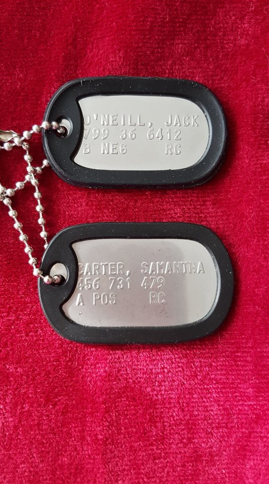 Plaques Militaire SG-One 42706910