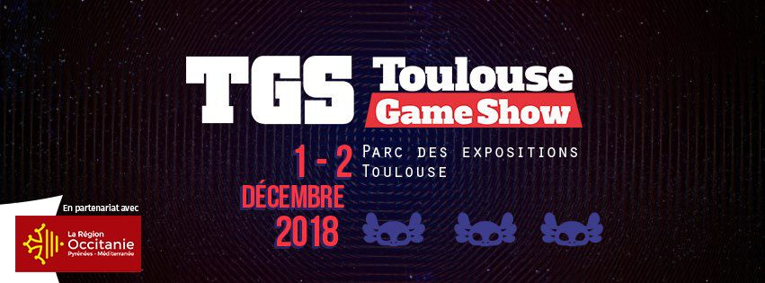 Toulouse Game Show  46098910