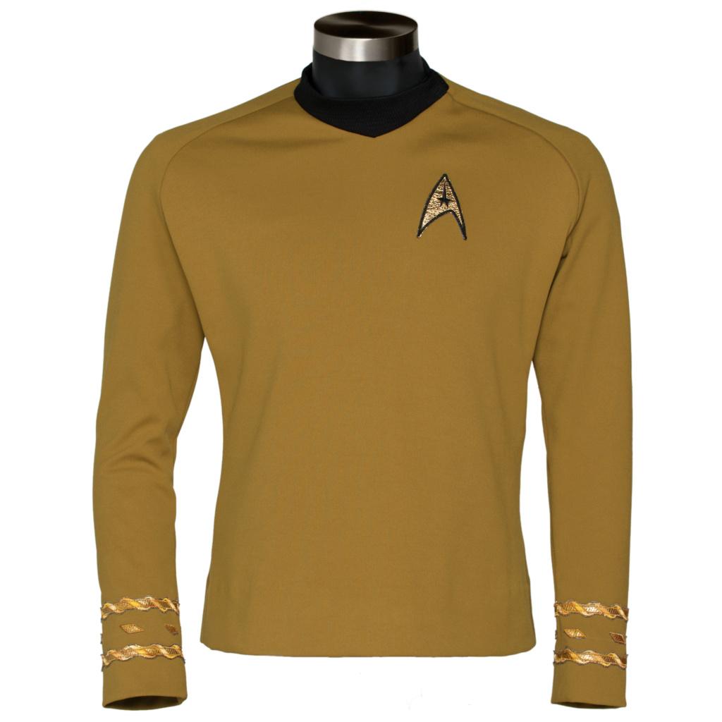 tenues captain  kirk Star-t11