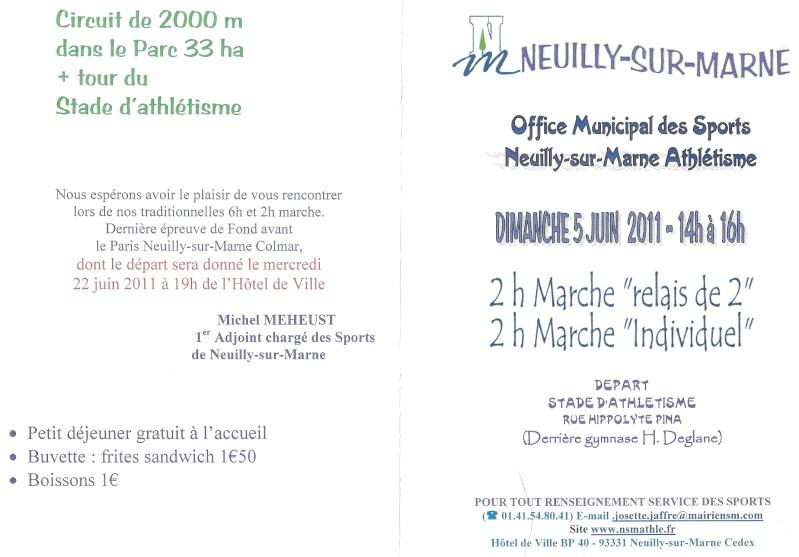 2 heures de marche de Neuilly sur Marne: 5 juin 2011 Numari16