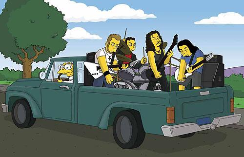 Les émissions télé rock, les chaines musicales et leurs programmes... Simpso10