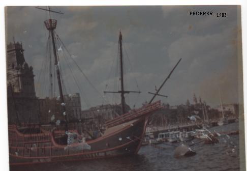 le bateau de Christophe Colomb Bateau13