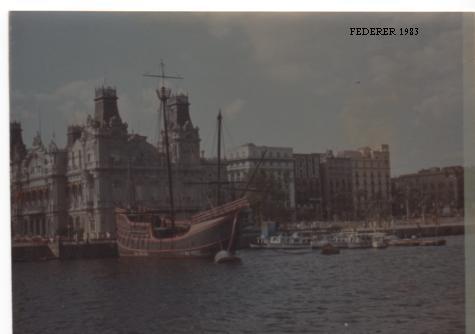 le bateau de Christophe Colomb Bateau14