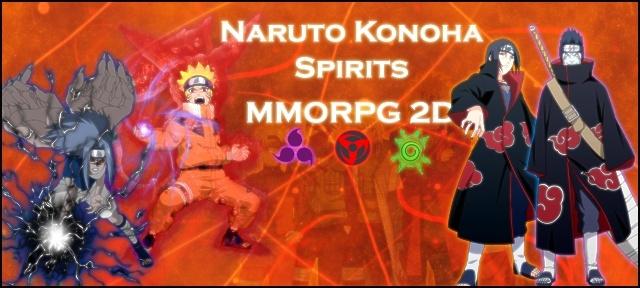 Naruto Konoha Spirits